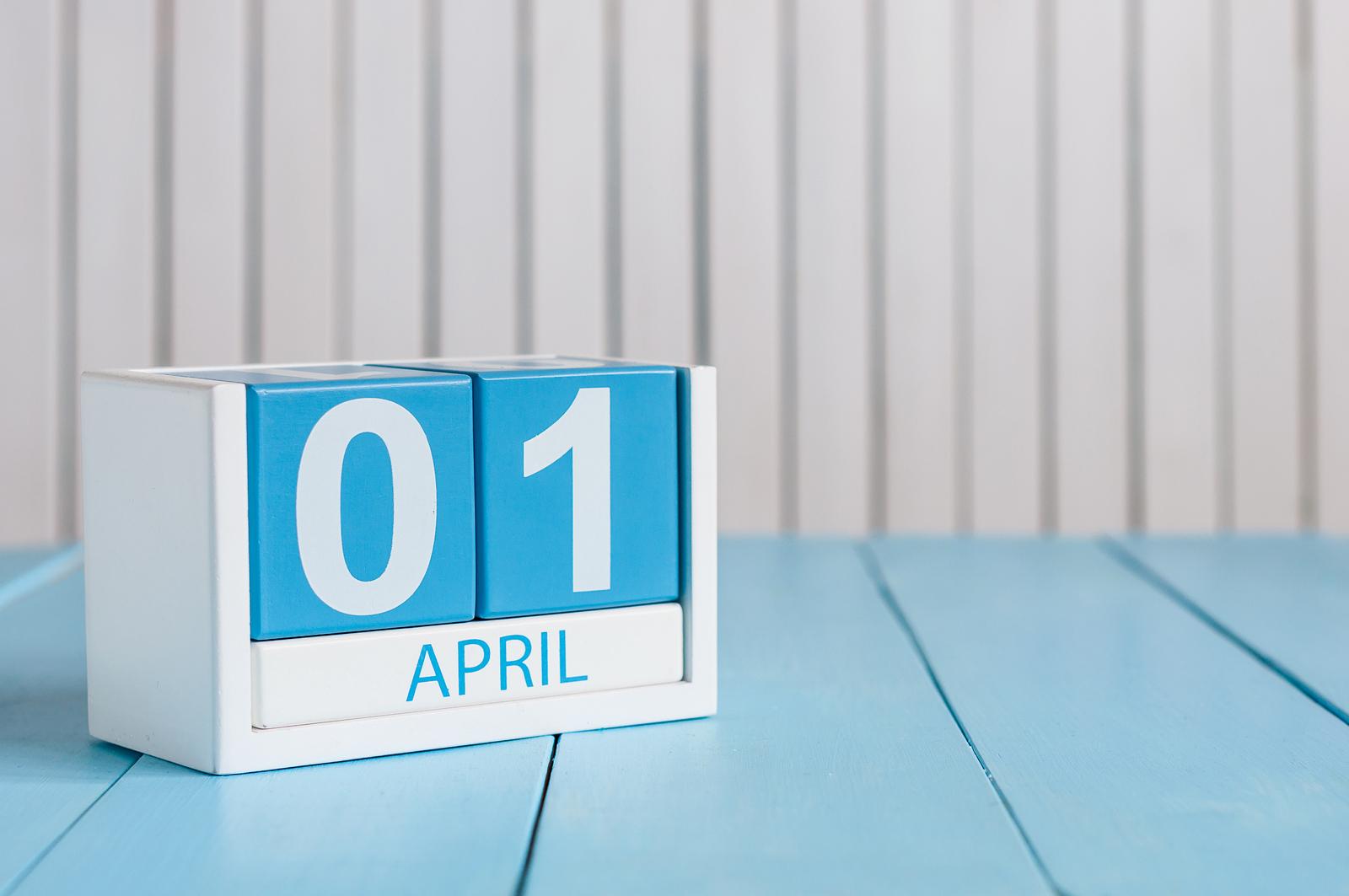 April Fools Security