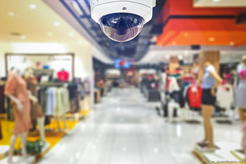 retail security camera kansas city